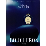 Jaipur Saphir by Boucheron