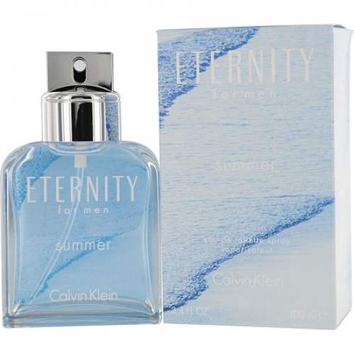 Eternity Summer 2010 by Calvin Klein