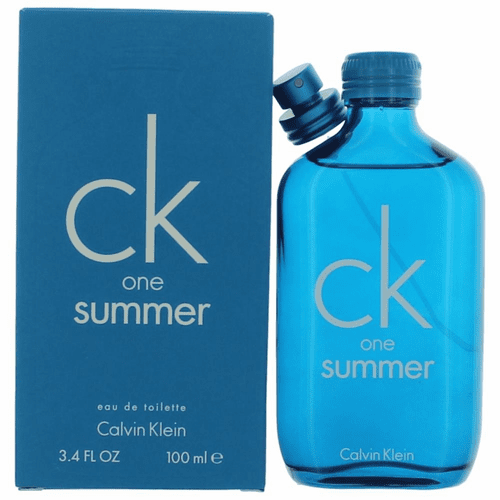 One Summer 2018 by Calvin Klein