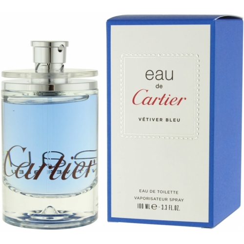 Eau De Cartier Vetiver Bleu by Cartier