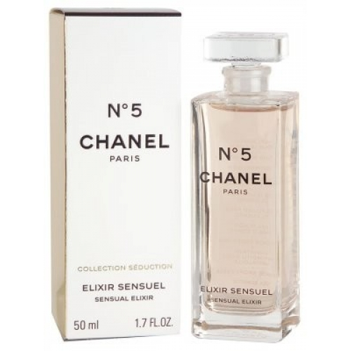 No. 5 Elixir Sensuel by Chanel