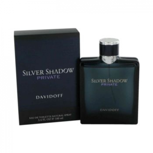 Silver Shadow Private by Davidoff