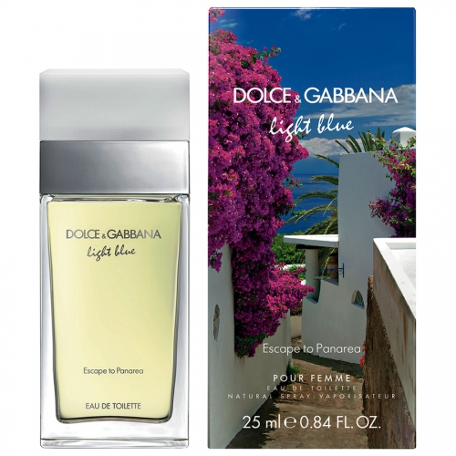 Light Blue Escape To Panarea by Dolce & Gabbana