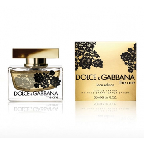 The One Lace Edition by Dolce & Gabbana