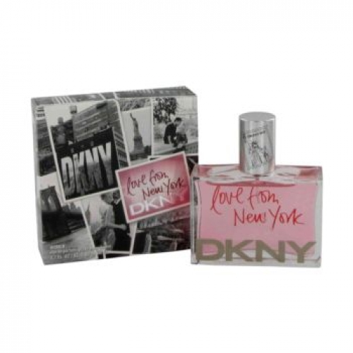 Love From New York by Donna Karan
