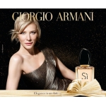 Si Golden Bow by Giorgio Armani