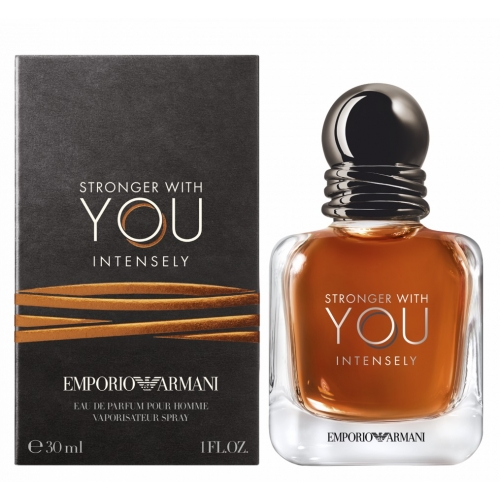 Stronger With You Intensely by Giorgio Armani