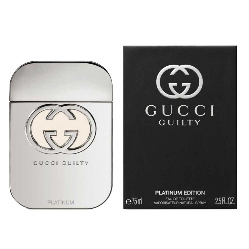 Guilty Platinum Edition by Gucci