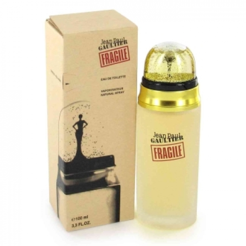 Fragile by Jean Paul Gaultier