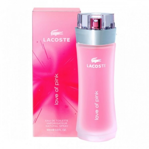 Love Of Pink by Lacoste