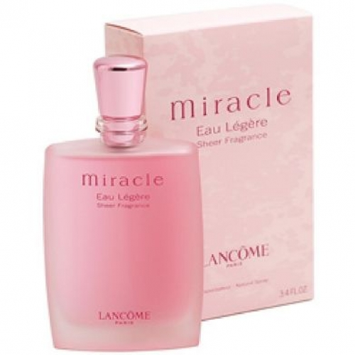 Miracle Eau Legere Sheer by Lancome