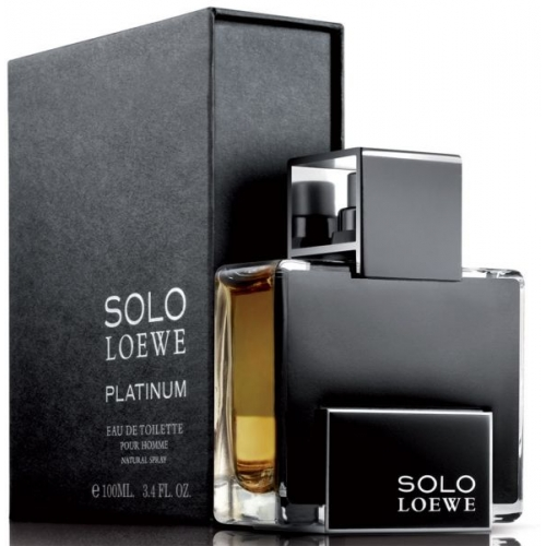 Solo Platinum by Loewe