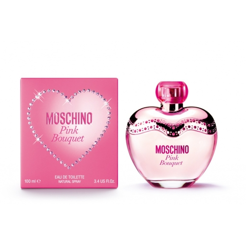 Pink Bouquet by Moschino