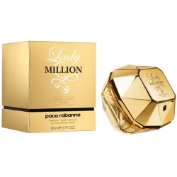 Lady Million Absolutely Gold by Paco Rabanne