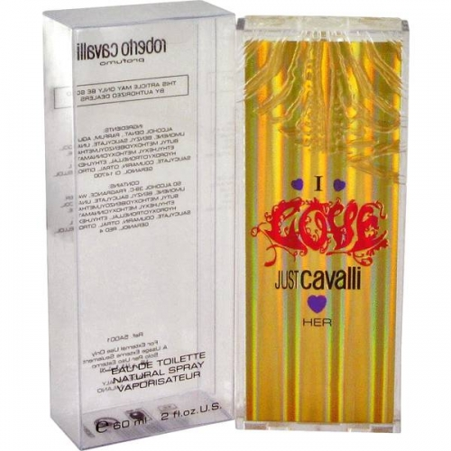 I Love Just Cavalli Her by Roberto Cavalli