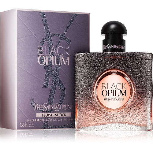 Black Opium Floral Shock by Yves Saint Laurent